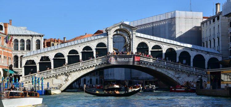 ponti a venezia