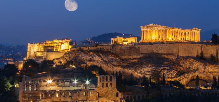Visitare Atene: acropoli