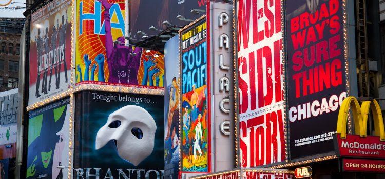 Viaggio a New York: Broadway Week