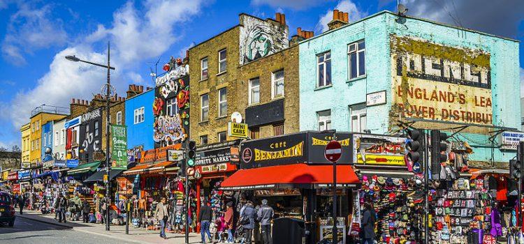 mercati dal mondo: Camden