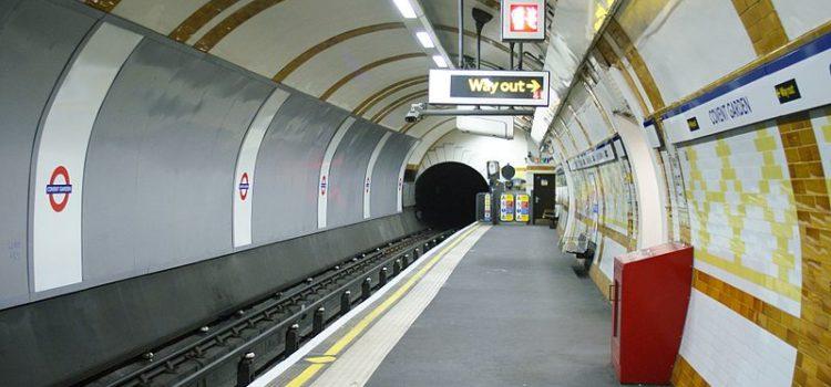 Stazioni metro londra